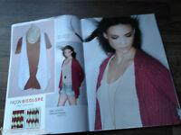 Catalogue Tricot Modeles Femmes N° 102