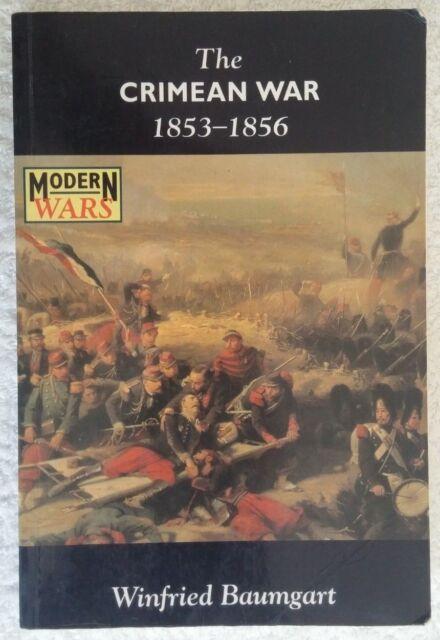 """Crimean War """"The Crimean War 1853 - 1856"""" Winfried Baumgart  paperback"""