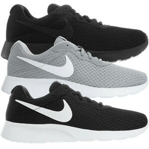 differently attractive price buy online Details zu Nike Tanjun Premium SE Herren Schuhe schwarz grau weiß Sport  Fashion Sneakers