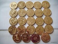 Promotion. Poland 2 ZL Complete Set 24 Coins 2004 NG