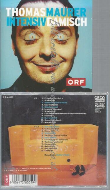 CD--MAURER,THOMAS UND THOMAS--INTENSIVDAMISCH   DOPPEL-CD