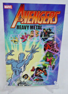 The-Avengers-Heavy-Metal-Collects-286-293-Marvel-Comics-TPB-Trade-Paperback-New