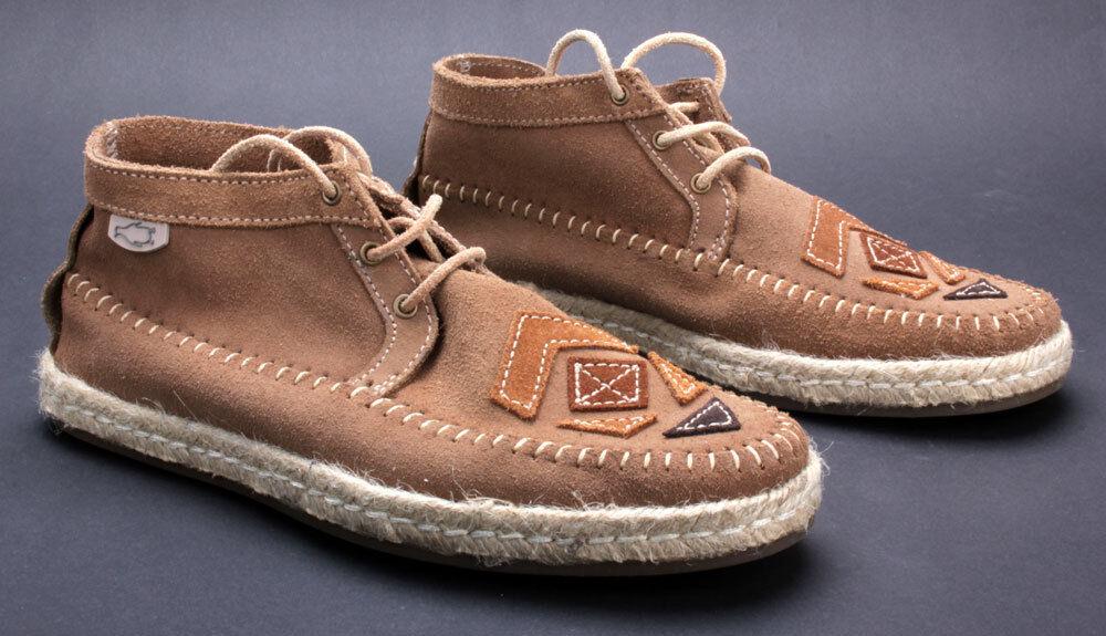 DOLFIE Chaussures Noa 3 CAMEL suede