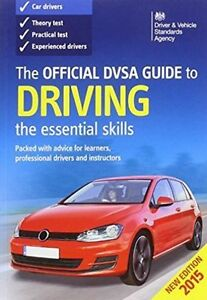 the official dvsa guide to driving the essential skills 2014 by rh ebay co uk Driving Tour Map Falls Marinette Learner's Permit Test