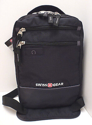 SWISS GEAR by Wenger *Boarding Bag/Travel Organizer *Black* SA1816 Carry-On *New