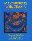 Masterpieces of the Drama by Alexander Ward Allison, Arthur J. Carr, Arthur M. Eastman (Paperback, 1990)