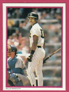 1988-Topps-ALL-STAR-42-Willie-Randolph-New-York-Yankees