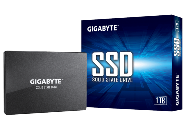 "Gigabyte   2.5"" 1TB SATA III Solid State Drive"