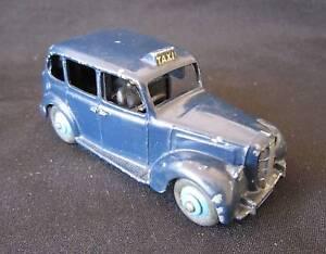 O966 Dinky Toys Gb Austin Fx3 Taxi 40h Soyez