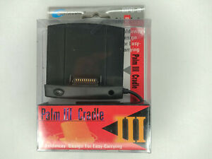 Palm III Cradle, faltbare Dockingstation f. Palm III, NEU