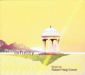 Prelude to Infinity - Robert Haig Coxon New Age very good