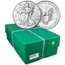 2020 American Silver Eagle 1 oz $1 - BU - Sealed 500 Coin Monster Box