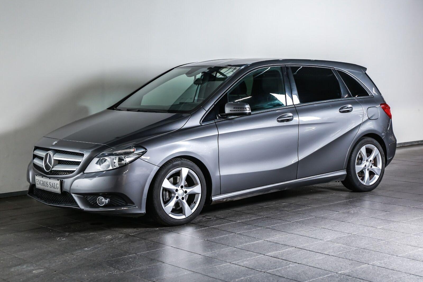 Mercedes-Benz B200 1,8 CDi BE Van