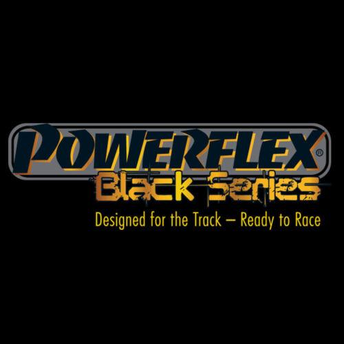 PFR68-121BLK POWERFLEX BLACK SERIES Engine Mount Insert Smart ForTwo 450 98-07