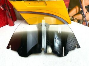 """MEMPHIS SHADES REPLACEMENT SPOILER WINDSHIELD FOR TOURING 9/"""" MEP8599"""