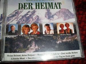 Schöne Lieder der Heimat, CD mit 14 schönen Liedern, gut erhalten - Schmitten, Deutschland - Schöne Lieder der Heimat, CD mit 14 schönen Liedern, gut erhalten - Schmitten, Deutschland