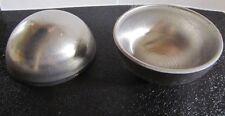 "Aluminum Half Sphere / Balls 3.00"" Diameter x 1.50"" Height, 5 pieces"