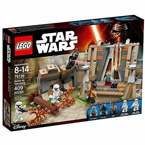 LEGO 75139 75139 75139 - Star Wars - BATTLE ON TAKODANA - New & Sealed ba9d02