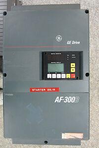 Ac-umrichter FäHig Gebraucht General Electric 6vaf343015b-a2 Af-300b Drive 6vaf343015ba2 15hp