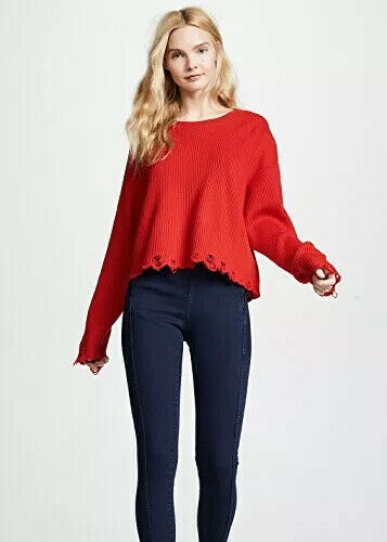 Auth RACHEL COMEY Vintage Side Zip TRANSIT Tapered