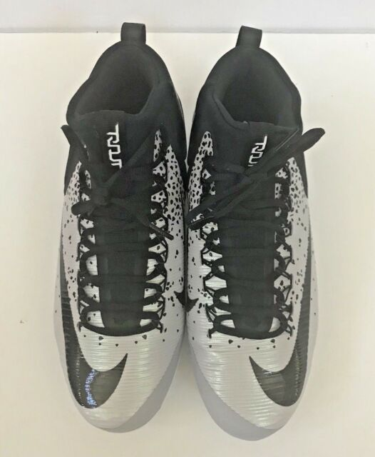 15179192a4dd Nike Zoom Trout 3 Metal Baseball Cleats Wolf Grey Black  856503-009 Size