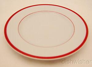 Block Spal Lisboa Rot Bread & Butter Plate s 15.9cm Duftendes Aroma