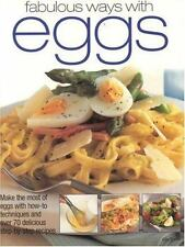 Fabulous Ways with Eggs: Make the most of eggs with how-to techniques-ExLibrary