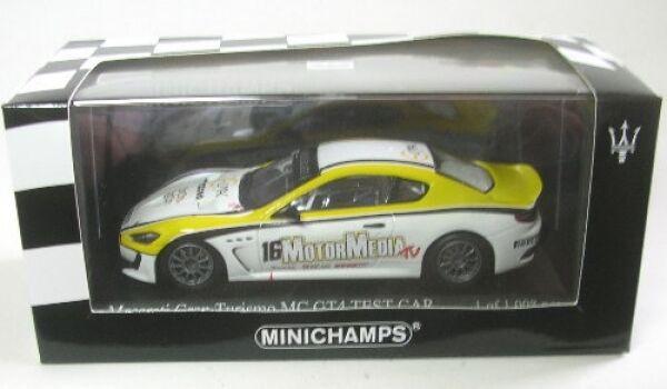 Maserati Granturismo Mc Gt4 N°16 Trofeo 2010