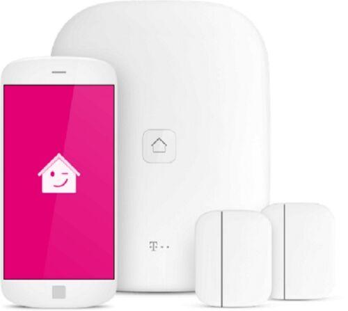 Starterpaket Telekom SmartHome mit 24 Mon App Lizenz und 2 Fensterkontakten NEU