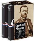 Grant and Sherman: Civil War Memoirs by William Tecumseh Sherman, Ulysses S Grant (Hardback, 2011)