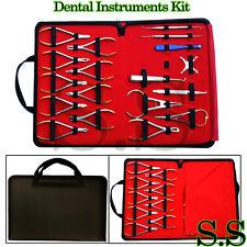 18 Pcs Basic Orthodontics Dental Instruments Set Composite Kit Premium Dn 2123