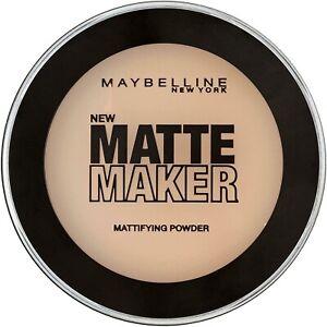 Maybelline Matte Maker Powder 20 Nude Beige X 4