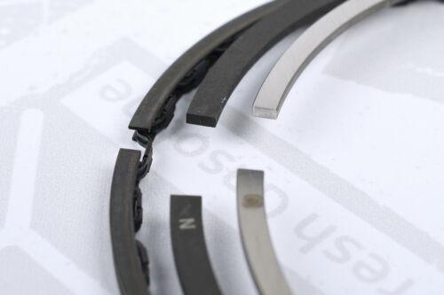 4x Kolbenringsatz R4001300 HYUNDAI Atos Getz 1,1i G4HD 23040-02970