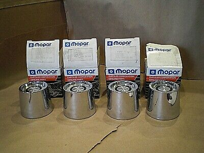 1967 68 69 70 71 72 73 74 75 76 WHEEL DOME SCREWS NOS MoPar Cuda Charger GTX Bee