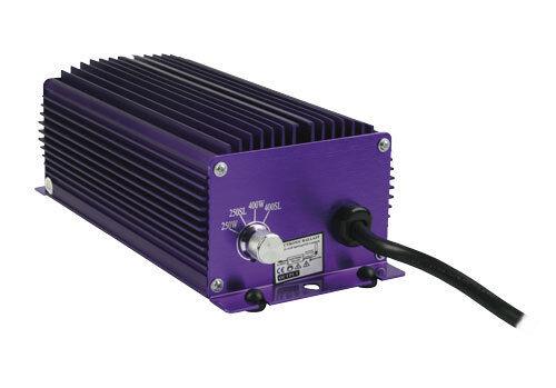 Lumatek 400 Watt digitales Vorschaltgerät dimmbar für HPS und MH EVSG VSG Grow