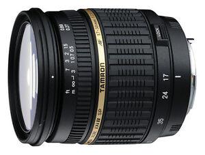 Obiettivo-Tamron-AF-DiII-17-50mm-f-2-8-MACRO-x-Canon-NUOVO-Garanzia-5-anni