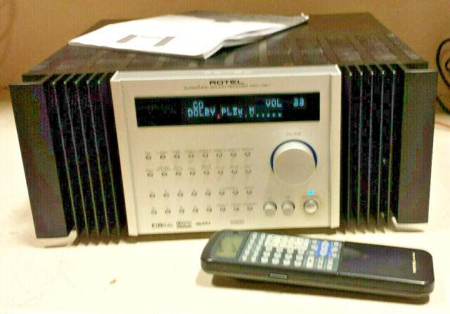 ROTEL SURROUND SOUND RECEIVER MODEL NUMBER: RSX-1067