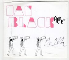 (GW502) Dan Black, Alone - Signed 2009 DJ CD