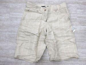 ginocchio Livello Beige da New Da 0 Shorts Casual del donna Ls51979 Dettaglio Nang linea wwpv8