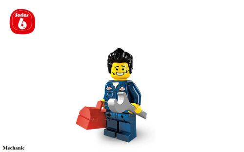 LEGO® 8827 Minifigure Series 6 YOU PICK character SAME DAY ship