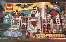 The LEGO Batman Movie Arkham Asylum Set 70912 Brand New