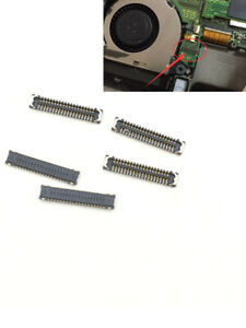 Clip-Ribbon-Socket-Motherboard-To-Game-Card-Slot-Earphone-Socket-for-Switch-1pc