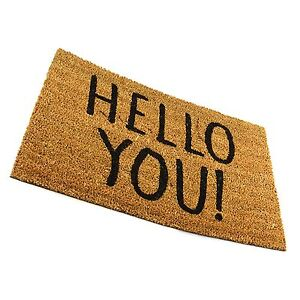 Charming Image Is Loading Coir Door Mat Welcome Home Mat Large 6