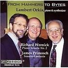 Lambert Orkis - From Hammers To Bytes (2003)