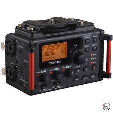 Tascam DR-60D MKII DSLR Filmaker TV Live Events Camera Portable 4-Ch Recorder