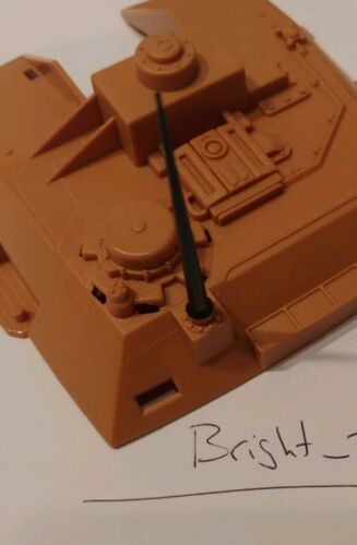 Gi Joe Mbt Mauler large antenna  custom part  ARAH 1985 TANK