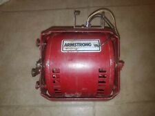 Armstrong Pump E6312 Lr37479 115v 1725 Rpm 25 Fla 175 Sf 28 Sfa