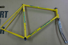 The lightweight road frame and fork DIAMOND 3500g size 56cm headset Shimano STX