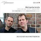 Weltgeheimnis (CD, Jan-2012, Genuin (Label))
