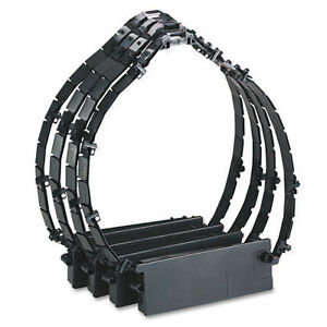 Six Pack of IBM 4224 COMPATIBLE BLACK RIBBONS1040440 Free Shipping!